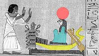 114 Gods of Ancient Egypt, Ägyptische Götter
