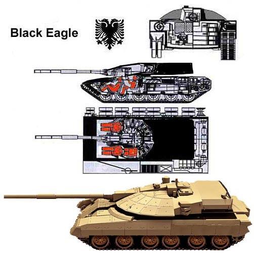 بعض الدبابات الاكثر فتكا في العالم Tjorniritn