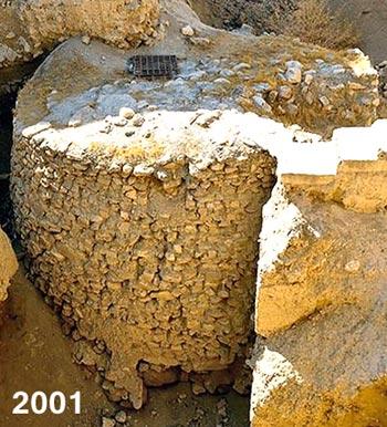 Ancient Walls Of Jericho